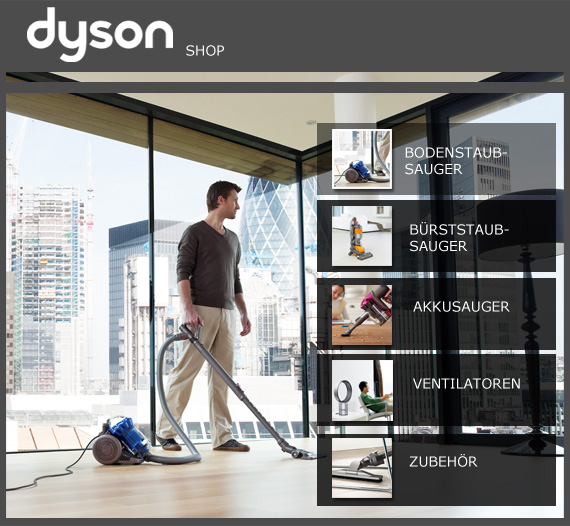 Dyson-Shop
