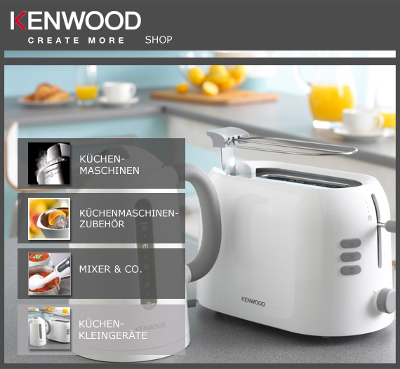 Kenwood-Shop