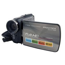 Praktica DVC 5.7 FHD Camcorder