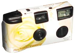Hochzeits Einwegkamera mit 27 Aufnahmen Einwegkamera/Single use