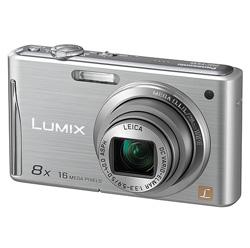 Panasonic DMC-FS 35 Silber Digitalkamera