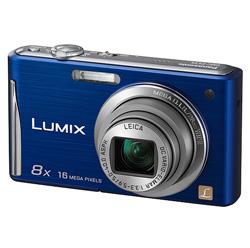 Panasonic DMC-FS 35 Blau Digitalkamera