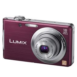 Panasonic DMC-FS 18 Aubergine Digitalkamera