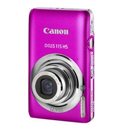 Canon Ixus 115 HS Pink Digitalkamera