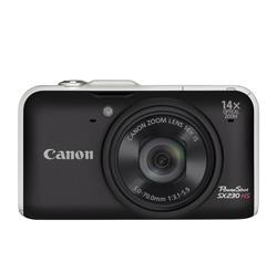Canon PowerShot SX 230 HS Schwarz Digitalkamera