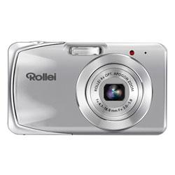 Rollei Powerflex 440 silber digitale Kompaktkamera