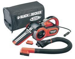 Black & Decker PAV 1205 Handstaubsauger