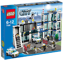LEGO City 7498 - Polizeistation 4589417