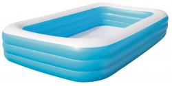 Elektropoint24 3 Ringe Rectangular Pool 305cm x 183cm x 56cm