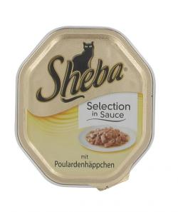 Zum Angebot - Sheba Geschnetzeltes mit Poularde in feiner Sauce (0,69 EUR/100 g)