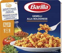 Zum Angebot - Barilla Maccheroni Bolognese (9,97 EUR/1kg)
