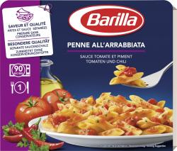 Zum Angebot - Barilla Penne Arrabbiata (9,97 EUR/1kg)