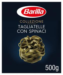 Zum Angebot - Barilla La Collezione Tagliatelle con Spinaci (3,98 EUR/1kg)