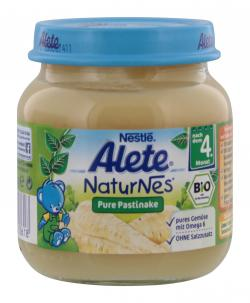 Alete NaturNes Pure Pastinake 0,52 EUR/100 g 863302