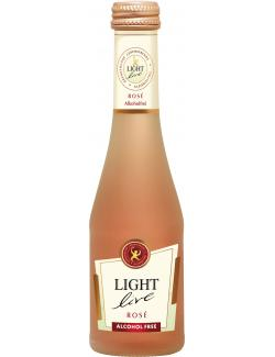Light Life Light Live Rose alkoholfrei 0,60 EUR/100 ml 676375
