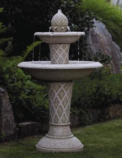 Profiline Deko Brunnen Toskana