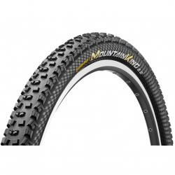 Conti Mountain King II Prot 55 559 26x22 Falt 240 tpi black chili