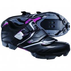 Shimano Damen MTB-Schuh SH-WM82 (39 SCHWARZ/WE)