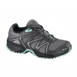 SALOMON Magma GTX Women Damen Trailrunning-Schuh (5,5 AUTOB/DETR)