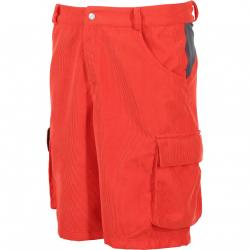 Ziener Radhose Cafer mit Sitzpolster (52 NEW RED CO)