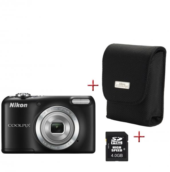 Nikon-Digitalkamera-Coolpix-L-27-schwarz-6-7cm-2-7-Display-16MP-5x-Zoom