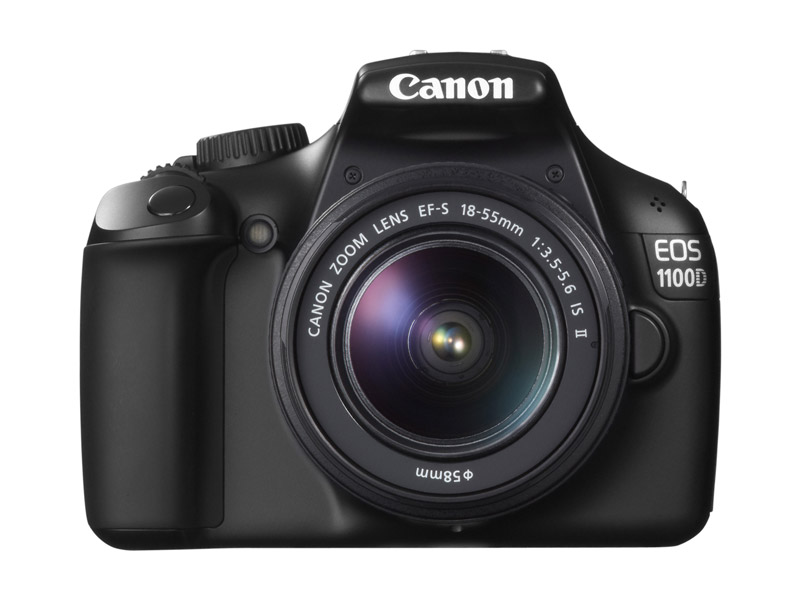 Canon EOS 1100 D Kit (EF-S 18-55 IS II)