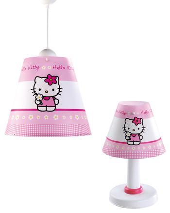 dalber lampen set kinderzimmer 2125 hello kitty stehlampe. Black Bedroom Furniture Sets. Home Design Ideas