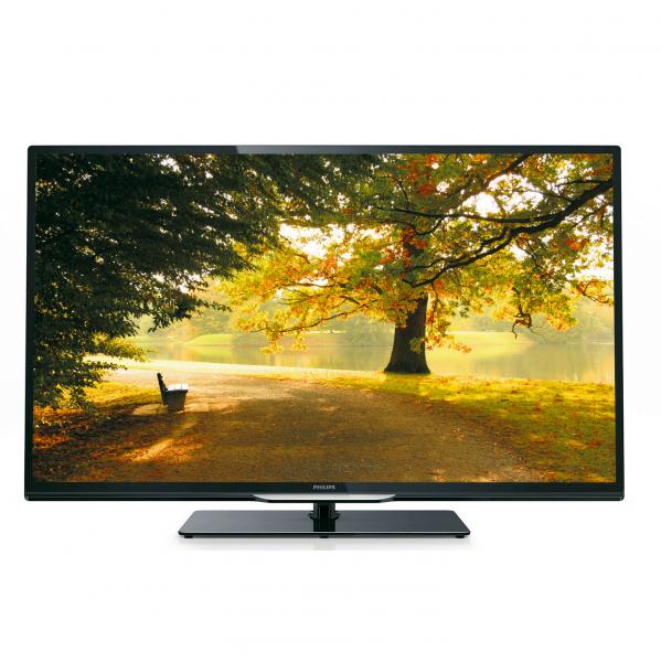 philips 39pfl4208 k 98 cm led tv 98 cm bildschirmdiagonale 3x usb ebay. Black Bedroom Furniture Sets. Home Design Ideas