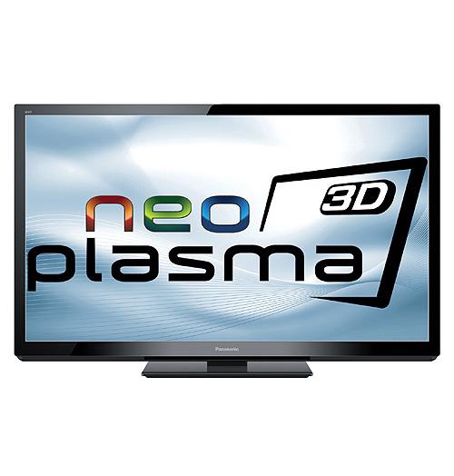 PANASONIC TX-P 50 GT 30 E 3D Plasma TV