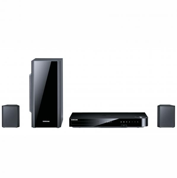 2 1 heimkinosystem samsung ht f 5200 en heimkino anlage. Black Bedroom Furniture Sets. Home Design Ideas