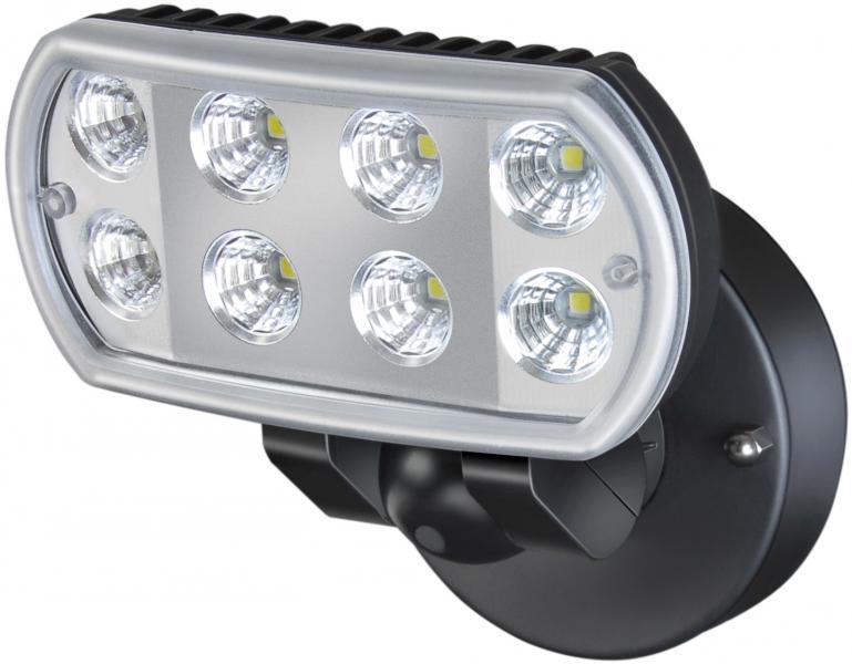 Wandstrahler Innen Led Dimmbar : Brennenstuhl L801 Wandstrahler LED schwarz im Innen und Außenbereich