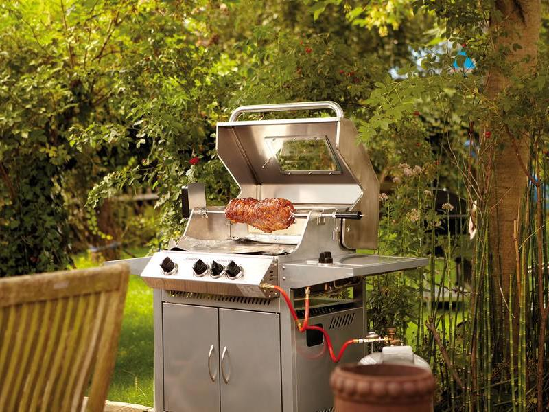 Enders Gasgrill Oakland 3 S : Enders gasgrill monroe 5 kp turbo. trendy with enders gasgrill