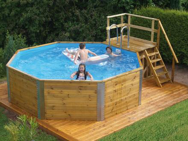 weka capri schwimmbad gartenpool pool inkl hochwertigem skimmer set ebay. Black Bedroom Furniture Sets. Home Design Ideas