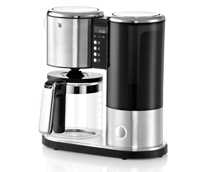 wmf lineo glas filter kaffeemaschine mit timer ebay. Black Bedroom Furniture Sets. Home Design Ideas