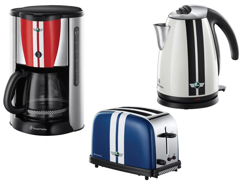 russell hobbs mini classic set kaffeemaschine toaster. Black Bedroom Furniture Sets. Home Design Ideas