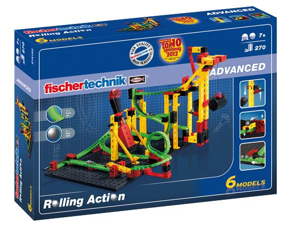 fischertechnik-Rolling-Action-Advanced-516183-Modellbau