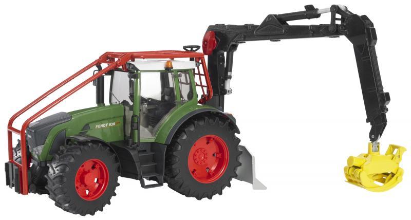 bruder fendt 939 vario forsttraktor 03042 traktor. Black Bedroom Furniture Sets. Home Design Ideas