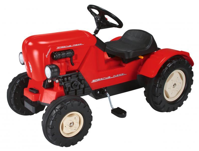 big porsche diesel junior trettrecker traktor trecker. Black Bedroom Furniture Sets. Home Design Ideas