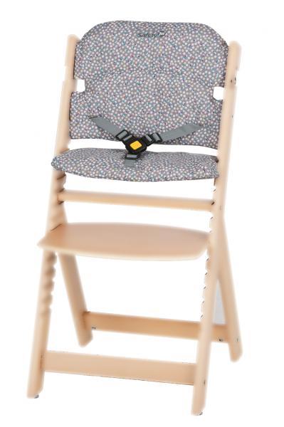 safety 1st sitzkissen f r hochstuhl timba multicolor candy ebay. Black Bedroom Furniture Sets. Home Design Ideas